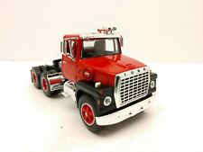 1/64 DCP Red & Black Ford Louisville 9000 Day Cab Tractor (NEW)