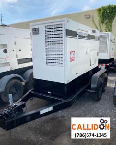 2010 70kVA Diesel Generator Multiquip