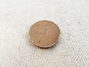 Old Original Round Dots Design Bell Metal Bronze Jewellery Stamp Dye (BO)