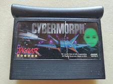 """jeu Atari Jaguar """" Cybermorph """""""