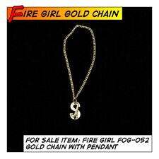 Phicen Hot Red Sonja She-Devil Gold Arm Band for 1//6 12 in scale Female Toys