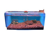 used acrylic fish tank