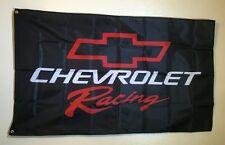 Chevrolet Chevy Racing 3x5 Flag Garage Wall Banner Car Show Gift Camaro Impala