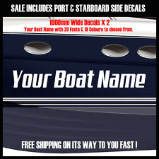 Boat Decals Adelaide Easy Removal Custom Vinyl Decals - Custom boat decals easy removal