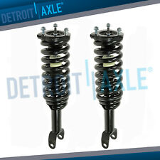 2  NEW Front Complete Strut W/ Spring & Mounts Quick Assembly for Dakota 4X4