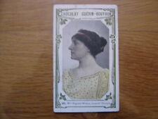 Chromos CHOCOLAT GUERIN BOUTRON ter Mme Segond Weber Comedie Francaise 426