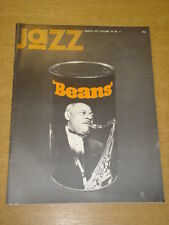 JAZZ JOURNAL INTERNATIONAL VOL 30 #3 1977 MARCH COLEMAN HAWKINS ED HUBBLE