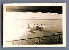 Philippines, Manille, Le China Clipper  Vintage silver print.  Tirage argentiq
