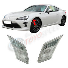 Lamp Fit For Toyota 86 2011-2014 SCION FRS 03 17 SUBARU BRZ Side Clear Set Light