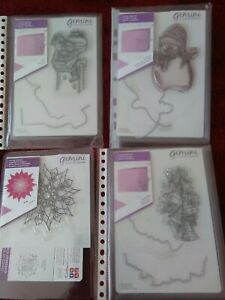 Used craft dies and stamp sets