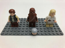 Genuine Lego Star Wars UCS Millennium Falcon 10179 accurate minifigures part set