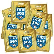 Sticker Panini Fifa 365 2019 Sticker Tüten SET of 50 packs 250 Sticker