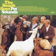 PET SOUNDS - THE BEACH BOYS (CD)