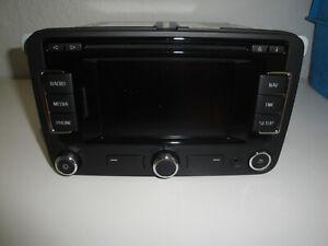 Skoda Amundsen + Plus Navigation System Navi New 3T0035197B