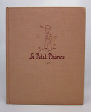 Le Petit Prince - Antoine de Saint-Exupery - First Edition - The Little Prince