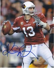 Kurt Warner Arizona Cardinals autographed 8x10 photograph RP