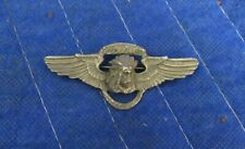 Silver Indian Motocycle Hendee Motorcycle Wing Vest Hat Pin 4 Four Chief Scout