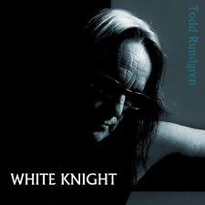 TODD RUNDGREN White Knight CD (T. Reznor D.Fagen J.Walsh D.Hall Satriani  Robyn)