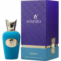 Sospiro Andante Edp Eau de Parfum Spray Unisex 100ml NEU/OVP