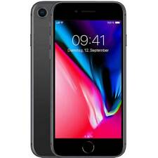 Apple Phone 8 4G 64GB space gray nero 24 mesi garanzia Italia europa