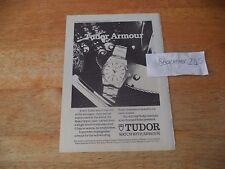 Tudor Prince Oysterdate VINTAGE MAGAZINE PUB 8 0 N O