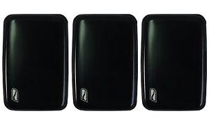 Ducti RFID Blocking Aluminum Credit Card Case - 3 Pack