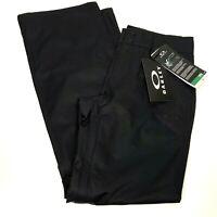 Oakley Mens  Snowboard Pants Shell 10K Waterproof BZS Shell Small NEW $130