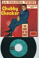 R&B Chubby Checker COLUMBIA 1418 The lose your inhibitions twist / Slow twist ♫