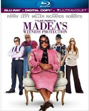 Tyler Perry's Witness Protection [New Blu-ray] Digital Copy, Subtitled, Widesc