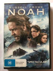 NOAH , RUSSELL CROWE , EMMA WATSON, ANTHONY HOPKINS  DVD
