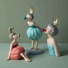 Modern Figurine Art Sculptures