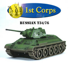 1/48 Russian T34 / 76 BNIB, WWII, 28mm Bolt Action, Rules of Engagement