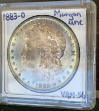 1883-0 Morgan Silver Dollar Beautifully Toned Uncirculated