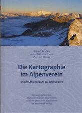 Die kartographie im Alpenverein an der Schwelle zum 21. Jahrhundert.