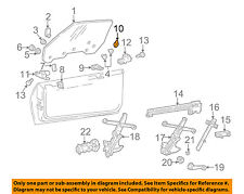 GM OEM Door-Stabilizer Pin 10165402