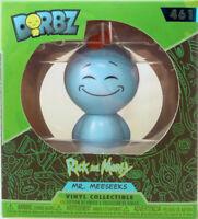 Dorbz Rick and Morty 461 Mr. Meeseeks Funko figure