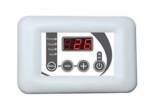 Temperatur-Differenzregler für Holzkessel oder wasserführende Kaminöfen TC110