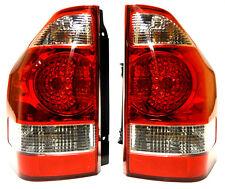 Mitsubishi Pajero Shogun Montero Heck Satz Lichter 2003-2006 rot, weiß