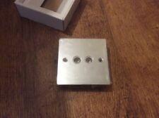 Mk K5403WHI logic plus 20A dp interrupteur flex outlet