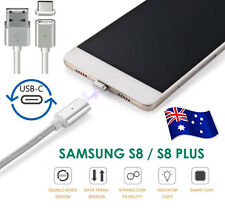 2.4A Magnetic USB Type-C High Speed Charger Cable Samsung S8 /S8+ Google Pixel