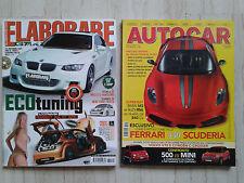 ELABORARE e AUTOCAR,TUNING,CAR MAGAZINE,PIN UP,ELABORAZIONI,SUPERCAR,AUTO,ENTRA!