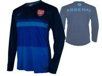 Nike Arsenal London Training Shirt Gunners Jersey Fußball Support Top Gr. XL