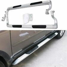 2Pcs Fit for Volvo XC XC90 2003-2014 Fixed Running Board Side Steps Nerf Bar