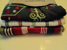 New listing Christmas Cotton Dishtowel Set (3) New
