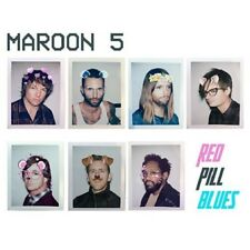 MAROON 5 - RED PILL BLUES (DELUXE EDITION)  2 CD NEW+