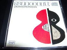 Snout Cromagnon Man Australian 5 Track CD EP Single - CromagnonMan