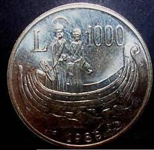 San Marino 1000 Lire 1989 FDC (UNC ) AG Santo Marino