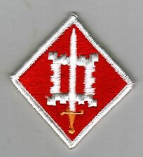 18th ENGINEER BRIGADE - FULL BOX OF 200 PATCHES FULL COLOR