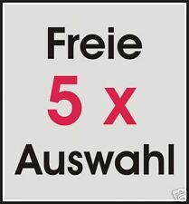 FREIE AUSWAHL - 5 Stück Schablonen, Wandschablonen, Malerschablonen, Stencils
