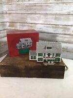 Hallmark 1994 Sarah's Maine Home Plain and Tall Collection Christmas House